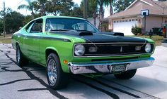 Restore my Dad's 1970 Plymouth Duster... <3'd That Car