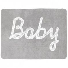 Alfombra Baby Petit Point Grey