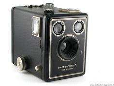 Kodak Six-20 Brownie C