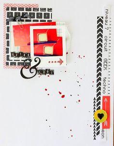 Les Créations D'Elliam papiers et embellissements Lucky7factory