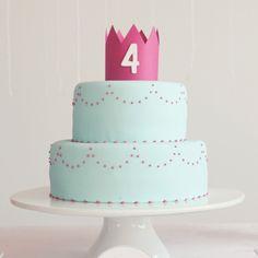 All Hail This Precious Princess-Themed Birthday Party