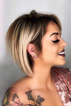 Summer Haircuts that are On Trend 42 Easy Summer Hairstyles to Do Yourself Of 97 Wonderful Summer Haircuts that are On Trend 2020 Summer Haircuts, Easy Summer Hairstyles, Short Hairstyles For Women, Inverted Bob Hairstyles, Hairstyles Haircuts, Cool Hairstyles, Hairstyle Ideas, Teen Haircuts, Braided Hairstyles