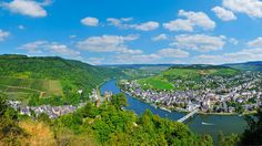 The town of Traben-Trarbach
