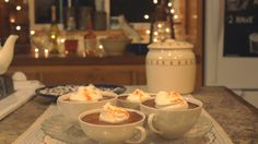 After a day on the slopes, you deserve a treat! A childhood favorite gets a little heat; with this Spiced Chocolate Pudding you're sure to keep warm all winter long.