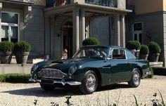 1965 Aston Martin DB5 #style #gentlemen #motors