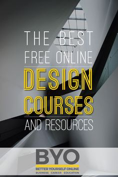 The Best Free Online Design Courses and Resources