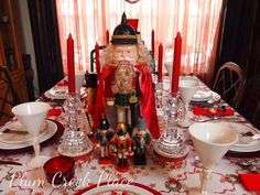 nutcracker tablecloth