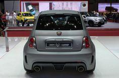 Geneva: Fiat 500 695 Biposto – Fastest Abarth Yet http://www.motorverso.com/?p=8013