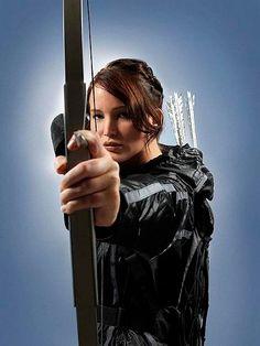 """Katniss Everdeen """"Catchig fire"""""""