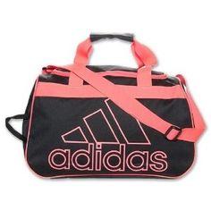 32ae2694f9 Adidas Diablo Duffel Small Bag Gym Fitness 5127513 Black pink  Amazon.ca   Sports   Outdoors