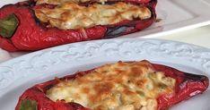 Hem görünüşü hem lezzeti harika bi tarif👌🏼 Kırmızı biber, tavuk eti ve krema birleşince ortaya gerçekten çok güzel bi lezzet çıkıyor mutl...