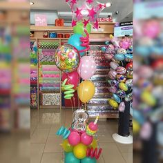 Balloon Bouquet Delivery, Balloons, Photo And Video, Gifts, Instagram, Videos, Photos, Home, Blue Prints