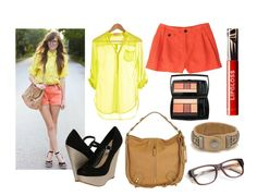 outfit #neon