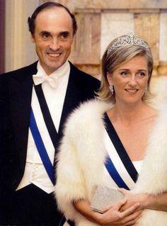 Princesse Astrid , archiduc lorenz