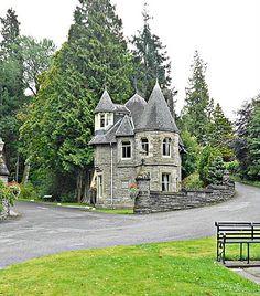 Nostalgie-Schmiede: September 2011 Schottland-Urlaub