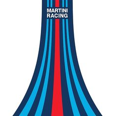Martini Racing Stripes #f1 #massa #bottas # williams #formula1