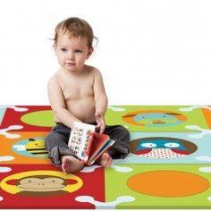 #puericultura SKIP HOP PlaySpot Alfombra Espuma (12pzas) (Zoo)
