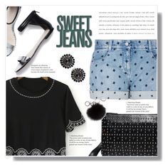 """""""Sweet Jeans!"""" by wannanna ❤ liked on Polyvore featuring STELLA McCARTNEY, 3.1 Phillip Lim and MICHAEL Michael Kors"""