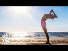 (53) Gentle Yoga Flow ♥ Start Or End Your Day Perfectly | Fort De Soto - YouTube