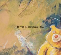 From 'Jack the Bear' by Christina Leist
