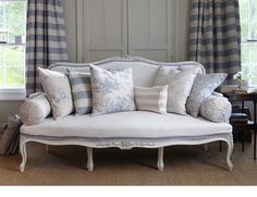 How to recover my 18th century sofas, Soft and welcoming