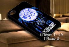 SOS 5 Second of Summer Dreamcatcher for iPhone case-iPhone 4/4s/5/5s/5c case cover-Samsung Galaxy S3/S4/ case cover