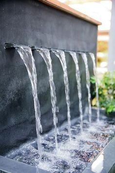 Boxleaf Design This could make a great water feature - depending on the sound of…