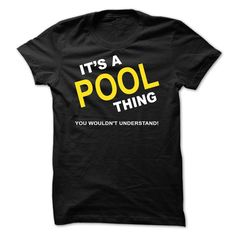 Its A Pool Thing