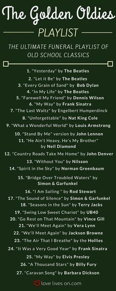 ideas wedding songs classic music ideas wedding songs classic music lyrics A playlist of classic hits perfect for a summer road trip. Music Lyrics, Music Quotes, Music Songs, Old Love Songs Lyrics, Gospel Music, Music Mood, Mood Songs, Funeral Music, Funeral Songs For Dad