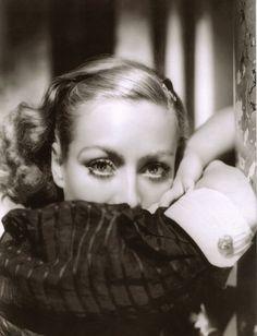 joan crawford blonde eyes (by carbonated)