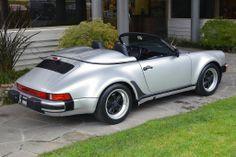 1989 Porsche 911 Speedster