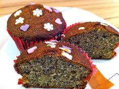 mákos muffin recept