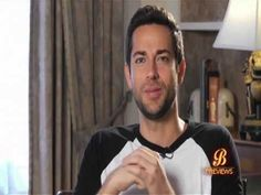 "Zachary Levi talks about his Broadway show ""First Date"""