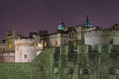 """Der """"Tower of London"""" - Dieses Foto habe ich bei 1/8 Sekunde mit einer 55mm Festbrennweite aus der Hand geschossen."""