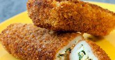 Рецепт Рыбные зразы в панировке Рыба, Рецепты