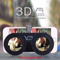 "Barato Venda quente!!! caixa google papelão óculos 3d de realidade virtual vr vr shinecon bobo vr xiaozhai z4 bolso mini vr, Compro Qualidade Óculos 3D/Óculos de Realidade Virtual diretamente de fornecedores da China: Winex VR Google Cardboard 2.0 Virtual Reality Ultra Clear VR 3D Glasses VR BOX BOBO Z4 for 3.5-6"" Smart Phone with High"