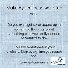 ADHD Coaching Tips from our Edge Coaches
