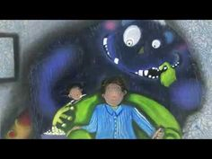 Monster in my Closet - Animated Illustrated Song - YouTube