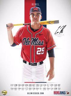 2016 Ole Miss Baseball Schedule Poster Baseball Team Pictures, Sports Photos, Ole Miss Baseball, Baseball Live, Baseball Posters, Sports Posters, Baseball Banner, Baseball Photography, Sports Graphics