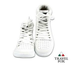TRAVEL FOX Women 900 CLASSIC Full-WHITE NAPPA jumpsuit Ankle Bootie  Sneakers  TravelFox   9d45fc39d1052