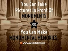 If the tourist attraction doesn't attract you, skip it!  Make the most of your time and memories.