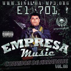 VA - Corridos En Vivo - Edicion De Nueva Era - Vol.08 : Portal Del Foro - Sinaloa-Mp3