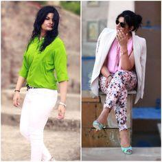pastel indian fashion blog