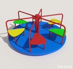 Детские игровые площадки, качели, карусели, песочницы от производителя - Прочие детские товары Киев на Bazar.ua