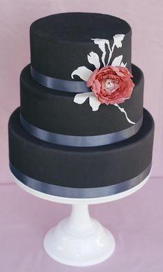 una tarta muy elegante by ana.ventosaalvarez