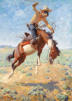 Frederic Remington Western Art | The Jade Sphinx