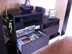 Gaming Storage Kids Storage, Hidden Storage, Toy Storage, Console Storage, Personal Storage, Gaming, Storage Solutions, Corner Desk, Nerdy