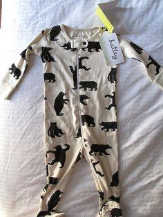 A bear onesie for the future Baylor Bear!