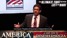 Great speech Mr. Dinesh D'Souza . The massive oppressive Government regulations on small business in America is also slowing growth and prosperity for future entrepreneurs. It is my hope that future leaders will reject the Government regulations that stifle growth and get Americans back to what we do best Build things of value to others.  Our current leaders in Government are self centered and oppressive. Again Thank you sir for a great speech.  at Dartmouth College