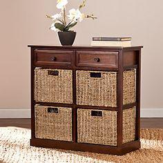 Safavieh Damien 3 Drawer Storage Bench | Ashley Furniture HomeStore 3 Drawer Storage, Drawer Table, Storage Shelves, Storage Baskets, Storage Chest, Console Table, Shelf, Rolling Storage, Storage Ideas